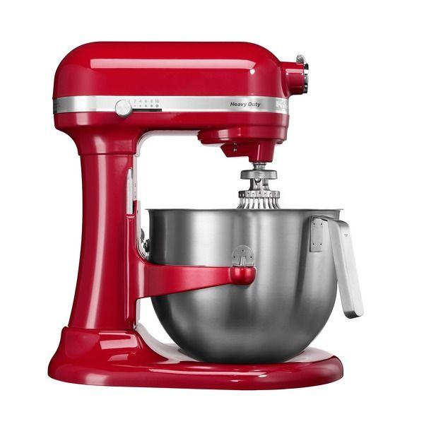 Die Heavy Duty 13 5KSM7591 Küchenmaschine von KitchenAid u2013 ein - kitchenaid küchenmaschine artisan rot