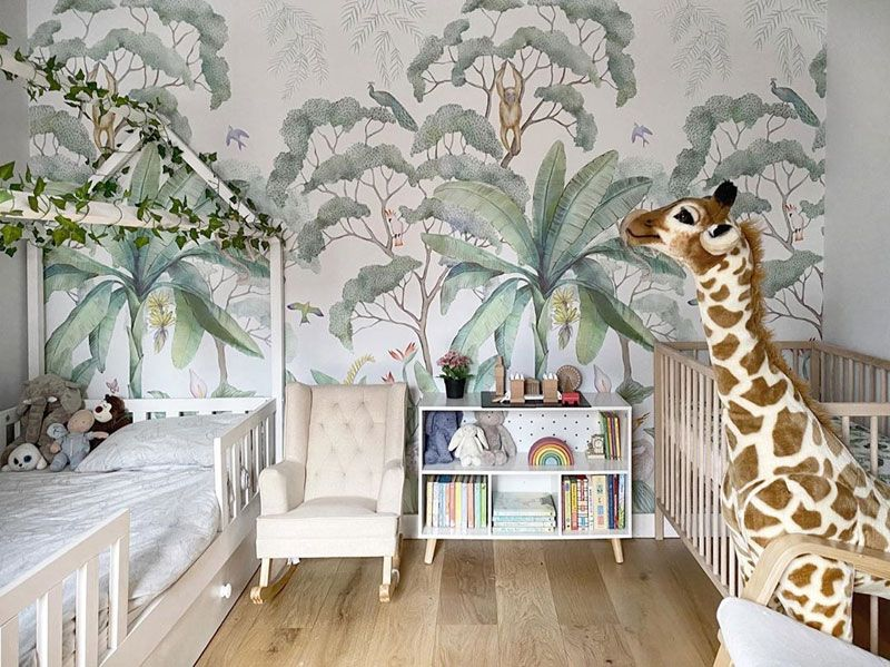 49+ Giraffe room decor information