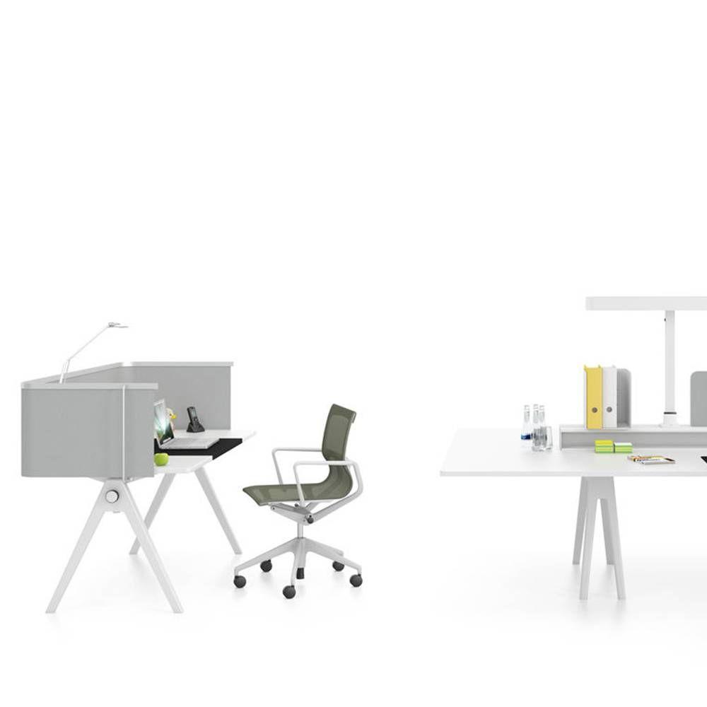 Vitra Vitra Joyn Single Desk Volledig Configureerbaar 家具 オフィス家具 オフィス