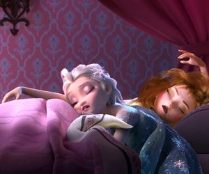 Photo of Sister sleepover uploaded by Lauren on We Heart It