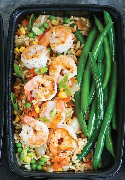 15 Dinners You Can Meal Prep On Sunday Healthy Eating Pinterest
