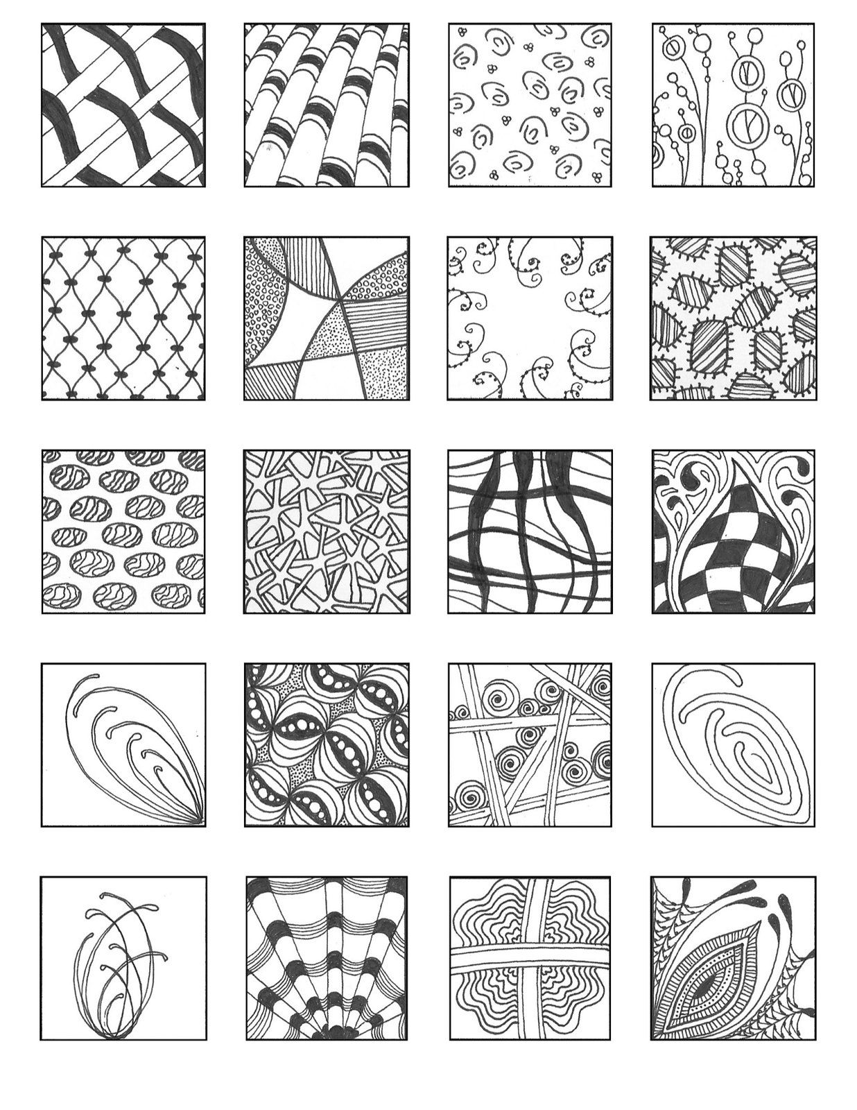 Noncat10 In 2020 Zentangle Patterns Tangle Patterns Doodle