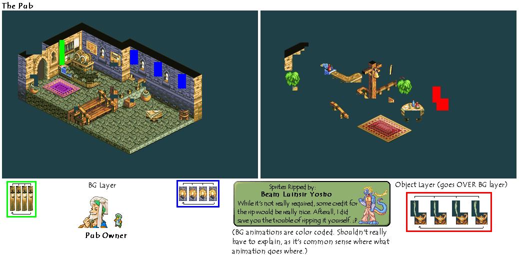 Game Boy Advance Final Fantasy Tactics Advance Pub Final