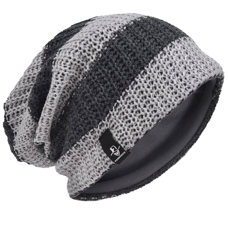 Lilac Purple Skull Cap Plain Beanie Knitted Ski Hat Skully Warm Winter Solid New