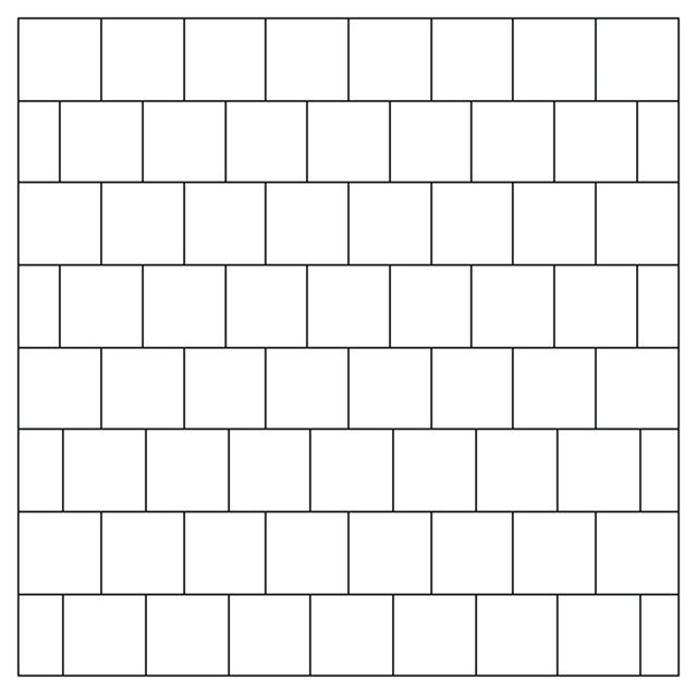 White Bathroom Tile Square Running Bond Google Search Bathroom Inspiration Running Bond Pattern