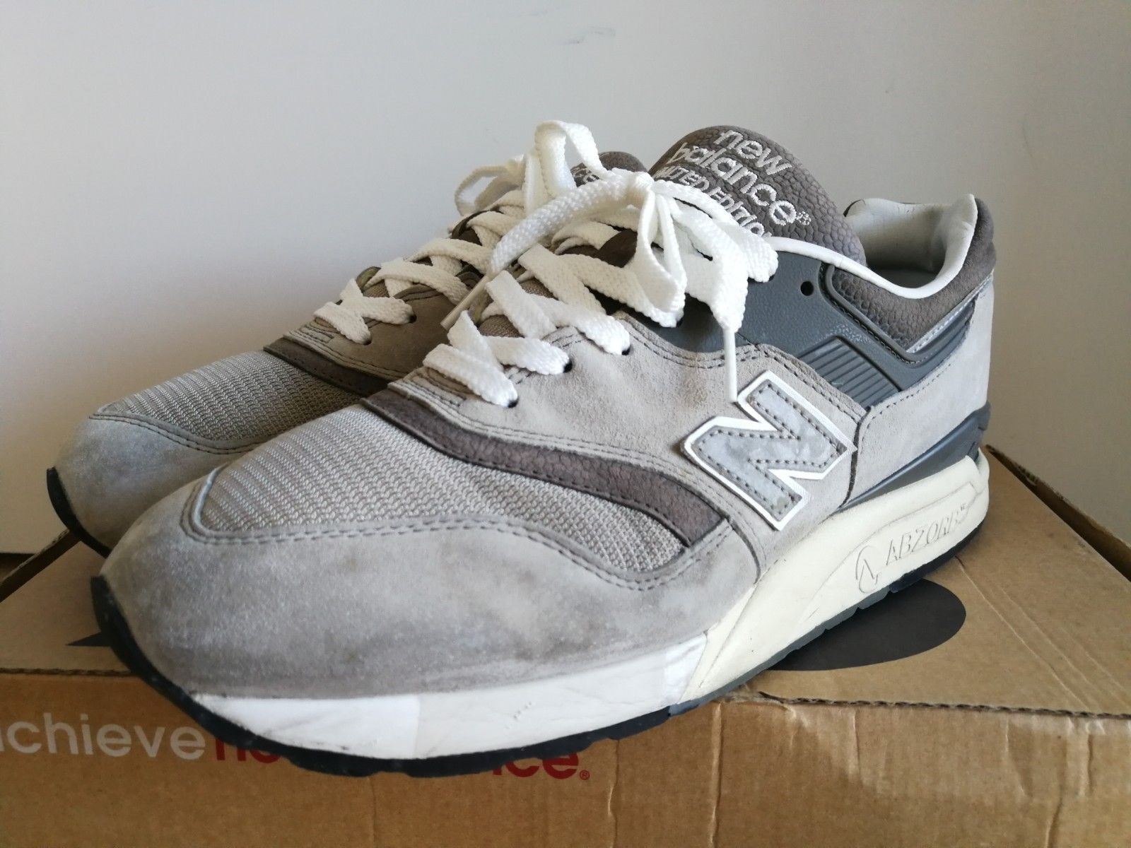 brand new 97f53 df9b6 Details about 2009 New Balance CM997.5NUG United Arrows Co ...