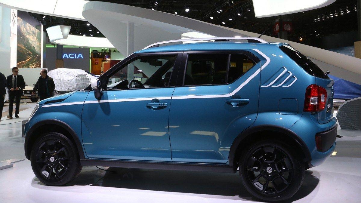 31 Suzuki Ignis Photos Cars Car Photos Vehicles