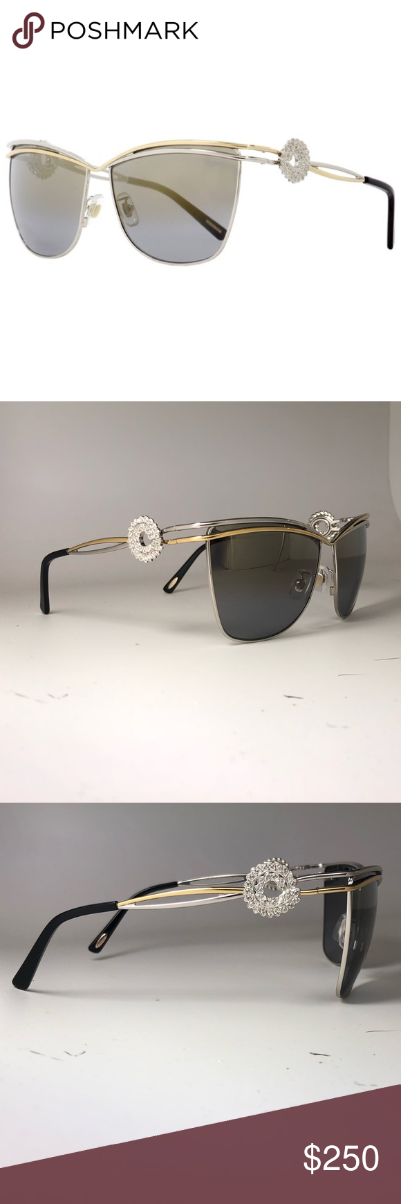 59a1810da8c7 Black Friday sale! Perfect for Christmas gift or present for any other  occasion! Cyber Monday sale! Chopard Accessories Sunglasses