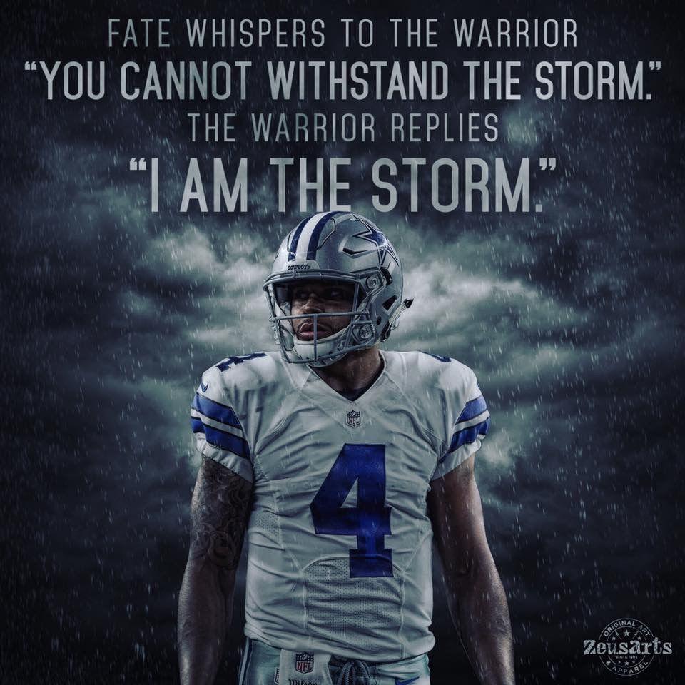Dallas Cowboys Quotes Dak Prescott. Random Shit  Pinterest  Dak Prescott Cowboys