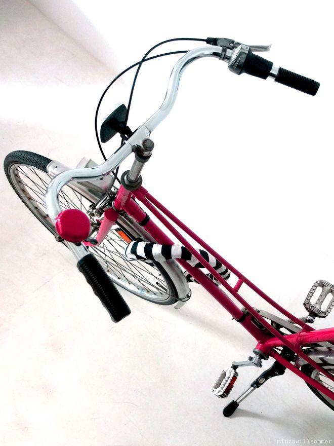 Startseite Minza Will Sommer Fahrradschloss Fahrrad Schloss
