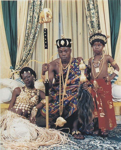 Ghana Royal Family African Royalty Black Royalty African