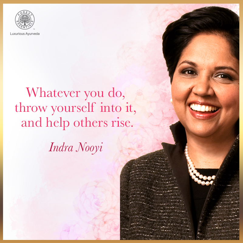 the first female ceo of pepsico indra nooyi teaches us that