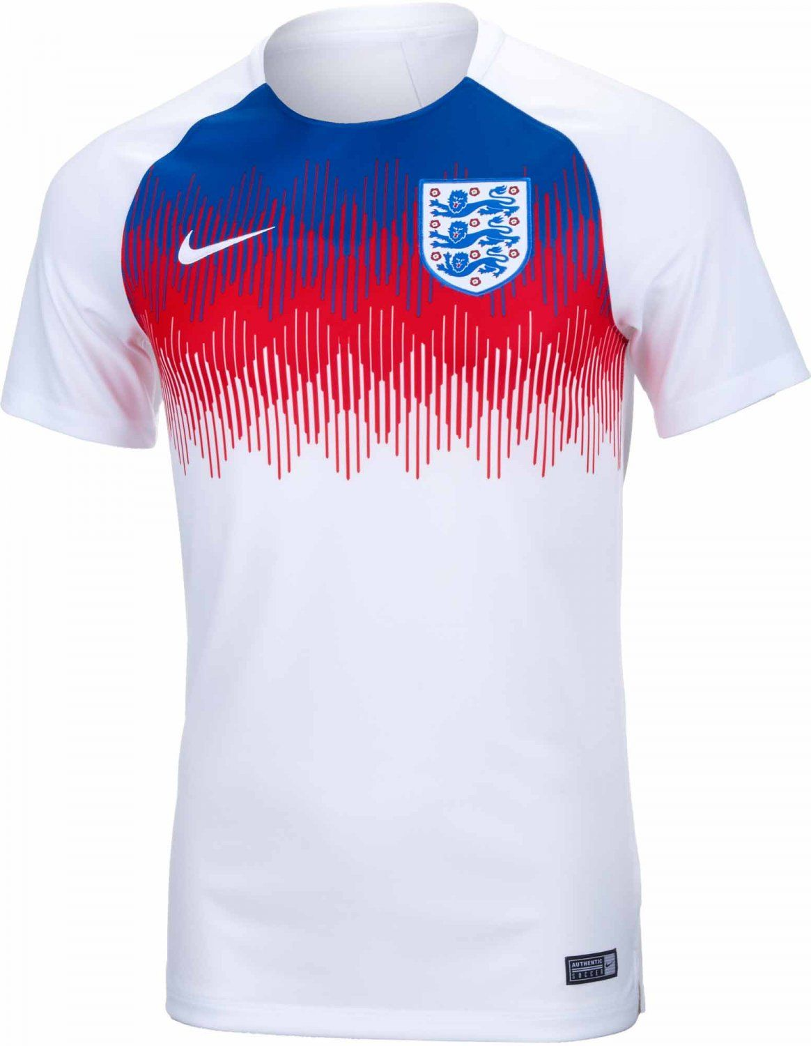 f1933e6f9dc Men's England National Team training 2018/2019 SOCCER Jersey - Navy ...