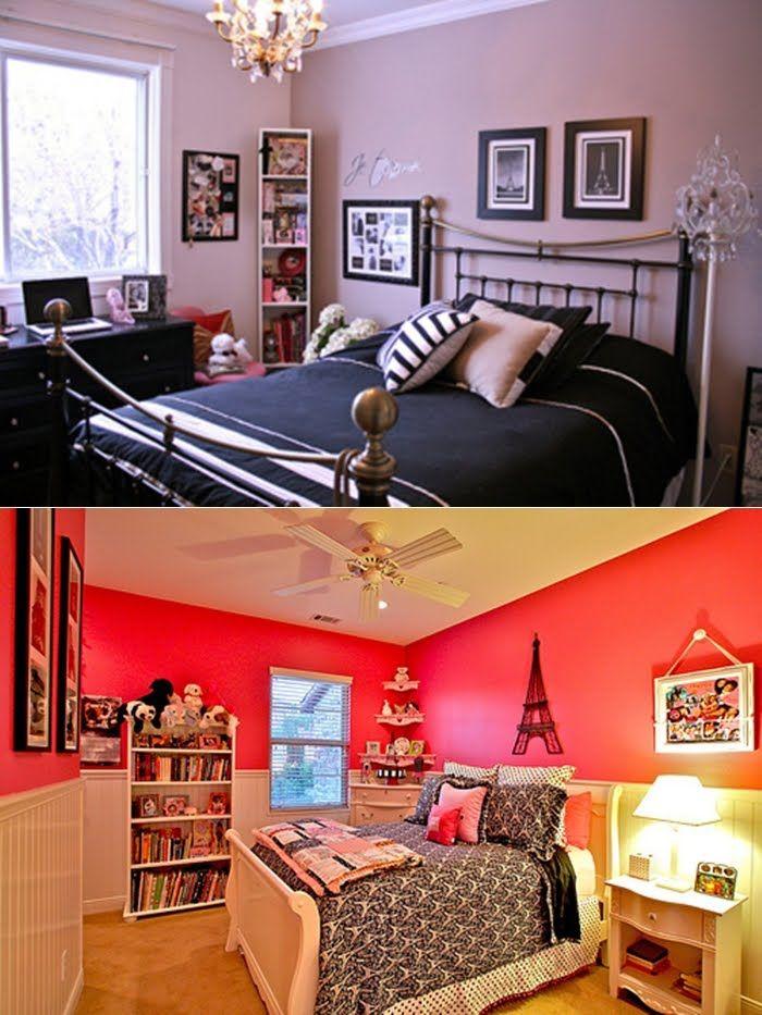 Manual dos 16: Decoração de quarto inspirado em Paris