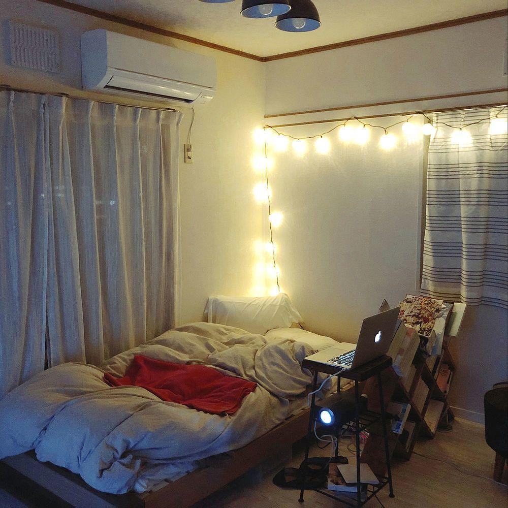 6畳1kのレイアウトのコツ 部屋の形別のインテリア実例55選 Yotsuba よつば インテリア 一人暮らし部屋レイアウト 部屋 レイアウト