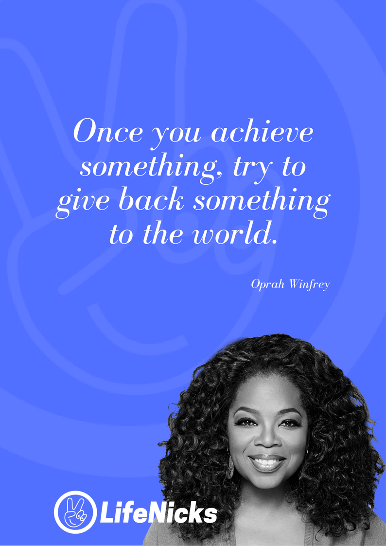 The Inspiring Story Of Oprah Winfrey The Richest African American