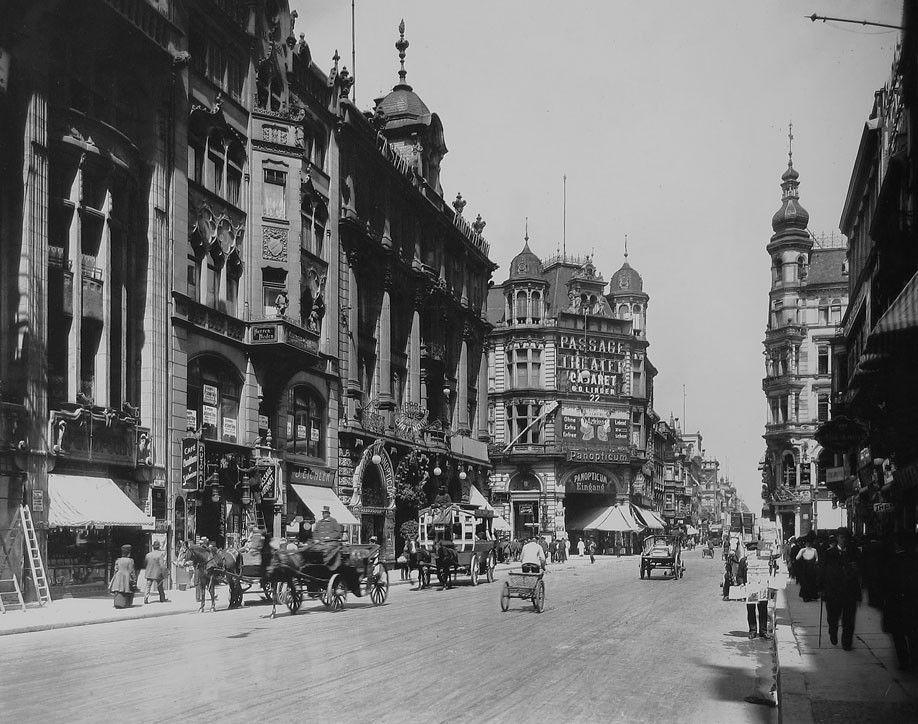 Friedrichstraße, Berlin, 1900er