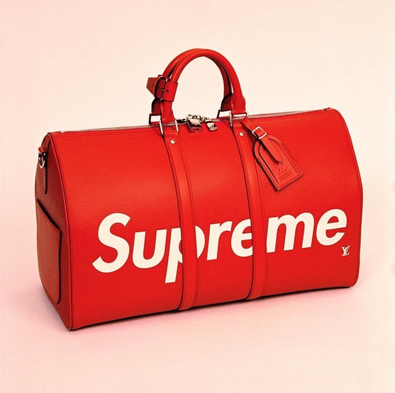 3e88ff4374e3c Louis Vuitton and Supreme announced their new collaboration line featuring  belts