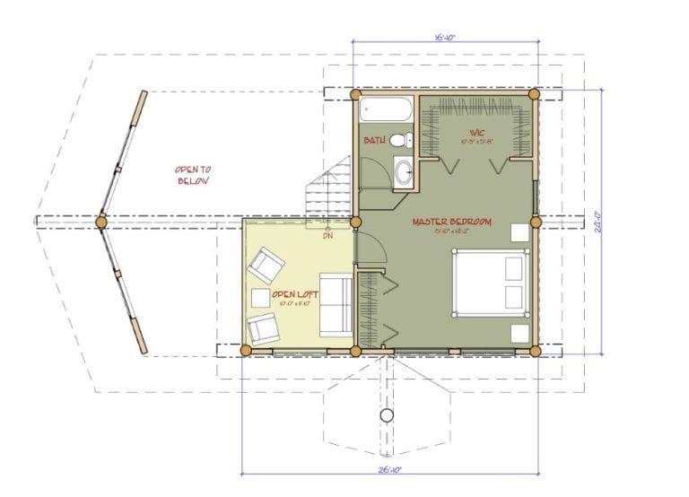 Pioneer Log Homes Floor Plan The Anchorage Pioneer Log Homes Of Bc In 2020 House Floor Plans Log Home Floor Plans Log Home Plans