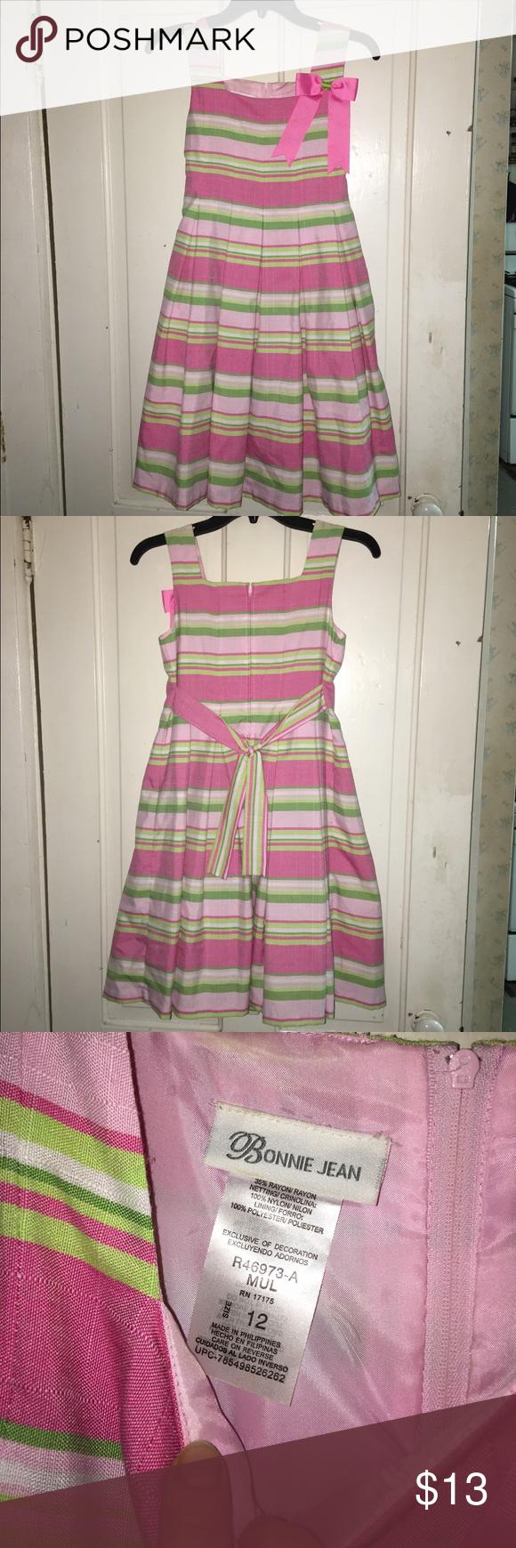 Girls Sleeveless Summer Dress Size 12 Sleeveless Dress Summer Summer Dresses Dresses [ 1740 x 580 Pixel ]