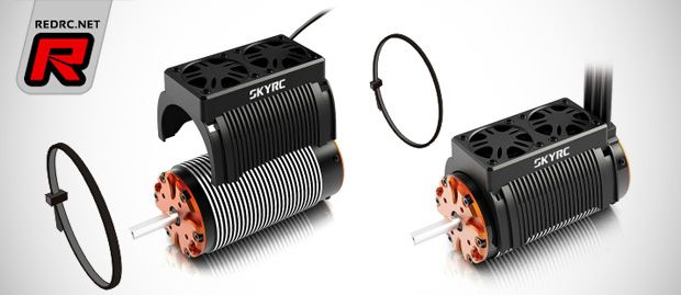 Skyrc 1 5th Brushless Twin Motor Cooling Fan