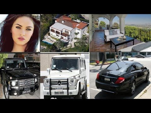 Megan Fox S Biography Net Worth Family House Cars