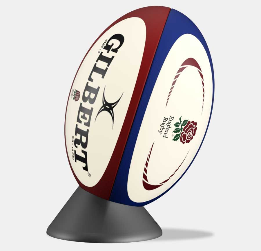The England Rugby Ball Light The Perfect Gift For A Rugby Fan Rugby Ball Ball Lights England Rugby