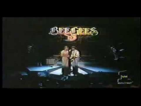 Blow Your Mind The Bee Gees Live In 1975 Doing A Medley Of Their