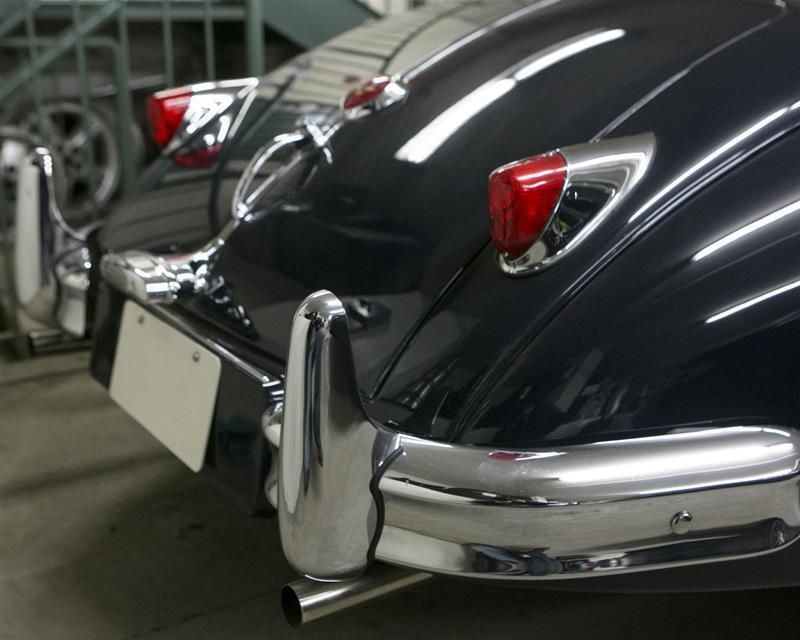 1955 Jaguar Unlisted Item Jaguar XK140 Roadster MC 0TS - Spect  Used for sale in Montréal at Decarie Signature