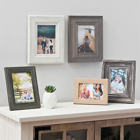 Assorted 5-pc. Gallery Wall Picture Frame Set | Wall picture frames ...