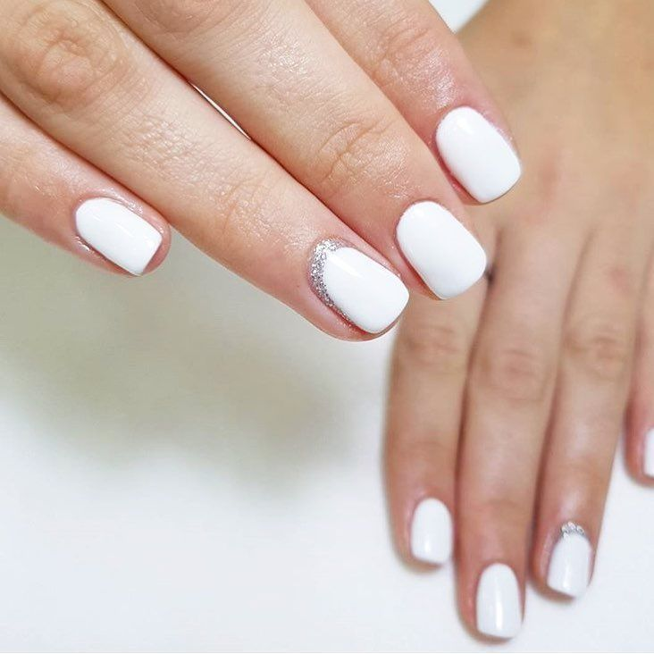 33 Pretty manicure that you can easily do - painted nail art design ...