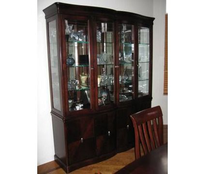 Bernhardt Paris Collection Dining Room Set Is A Black Tables Stands For Sale In Cincinnati