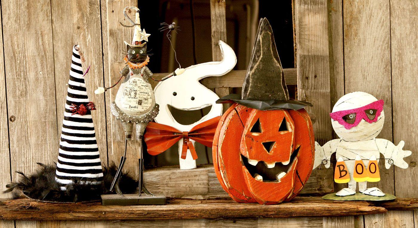 Check out the video to see a tour of michael's, gordman's, a. Gordmans Halloween Decoracion De Unas