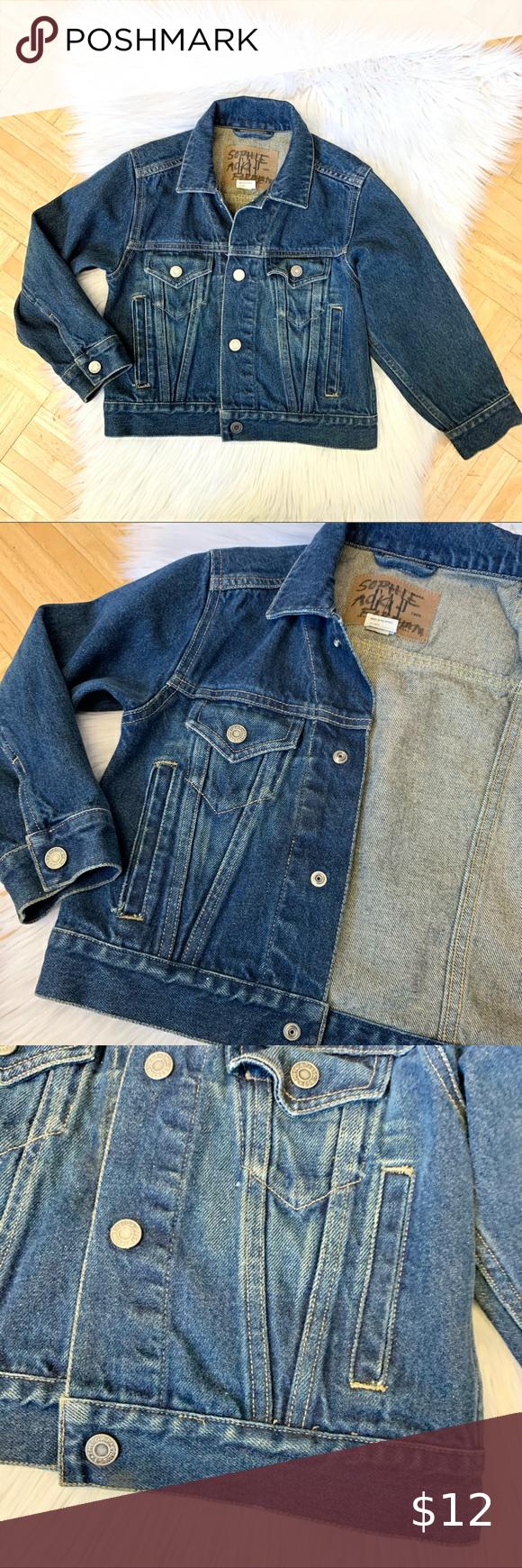 Vintage Gap Kids Jean Jacket Kids Jeans Jacket Baby Denim Jacket Jeans Kids [ 1740 x 580 Pixel ]