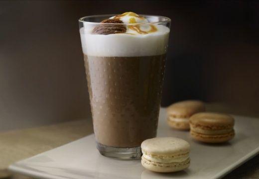 Passion café liégeois By <em>Nespresso</em>.