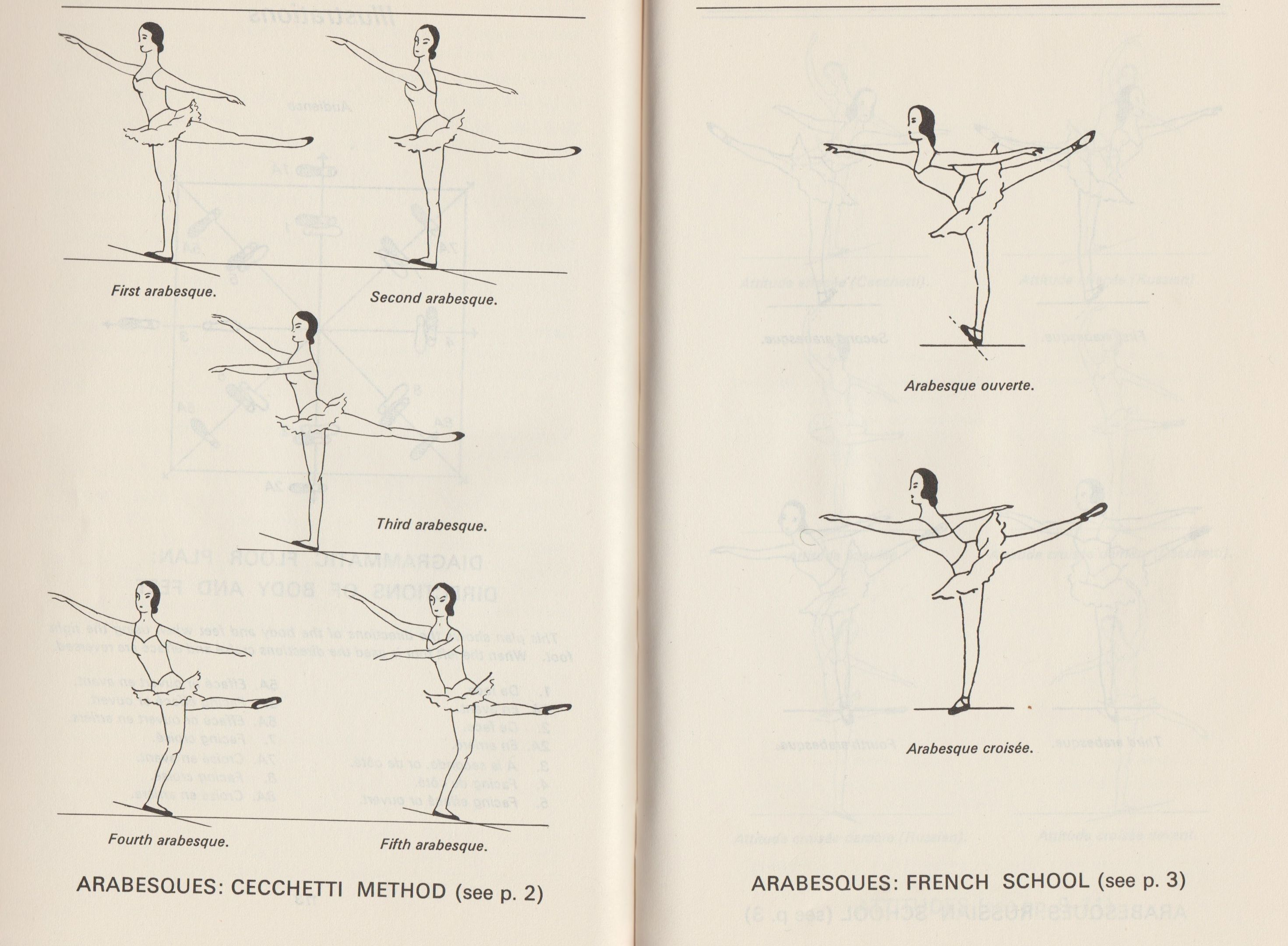 Pages 114 115 Grant G 1967 Technical Manual And Dictionary Of Classical Ballet 2nd Ed U S A