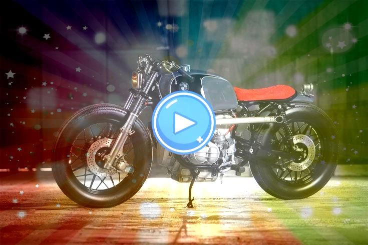 R100 Bobber von Heiwa Motorcycles BMW R100 Bobber von Heiwa MotorcyclesBMW R100 Bobber von Heiwa Motorcycles WELL RED A Brilliant BMW R100 Bobber from Heiwa Motorcycles...