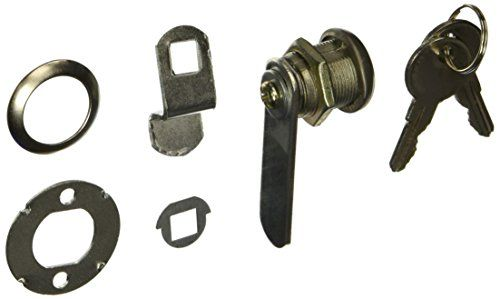 Ultra Hardware 43805 Nickel Plated Disc Tumbler Cam Lock kit $3.77 This item is Ultra Hardware Nickel Plated Disc Tumbler Cam Lock kit Used For Hardware,Door, Gate & Window Hardware Accessories The product is manufactured in China