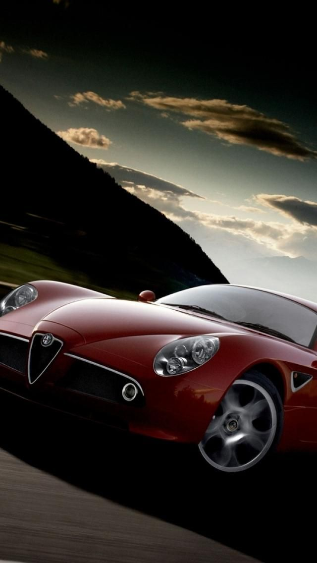 Alfa romeo, 8C Probably one of the most exquisite, most rare ...