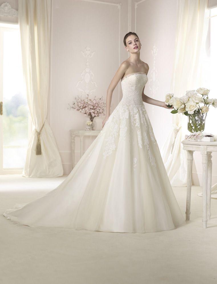 Pronovias 2016   Lace Bridal Couture   Cincinnati OH     Vestidos de ...