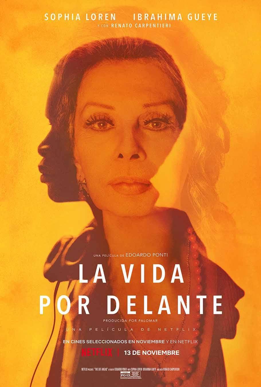 La Vida Por Delante Sophia Loren Peliculas Pelicula De Netflix