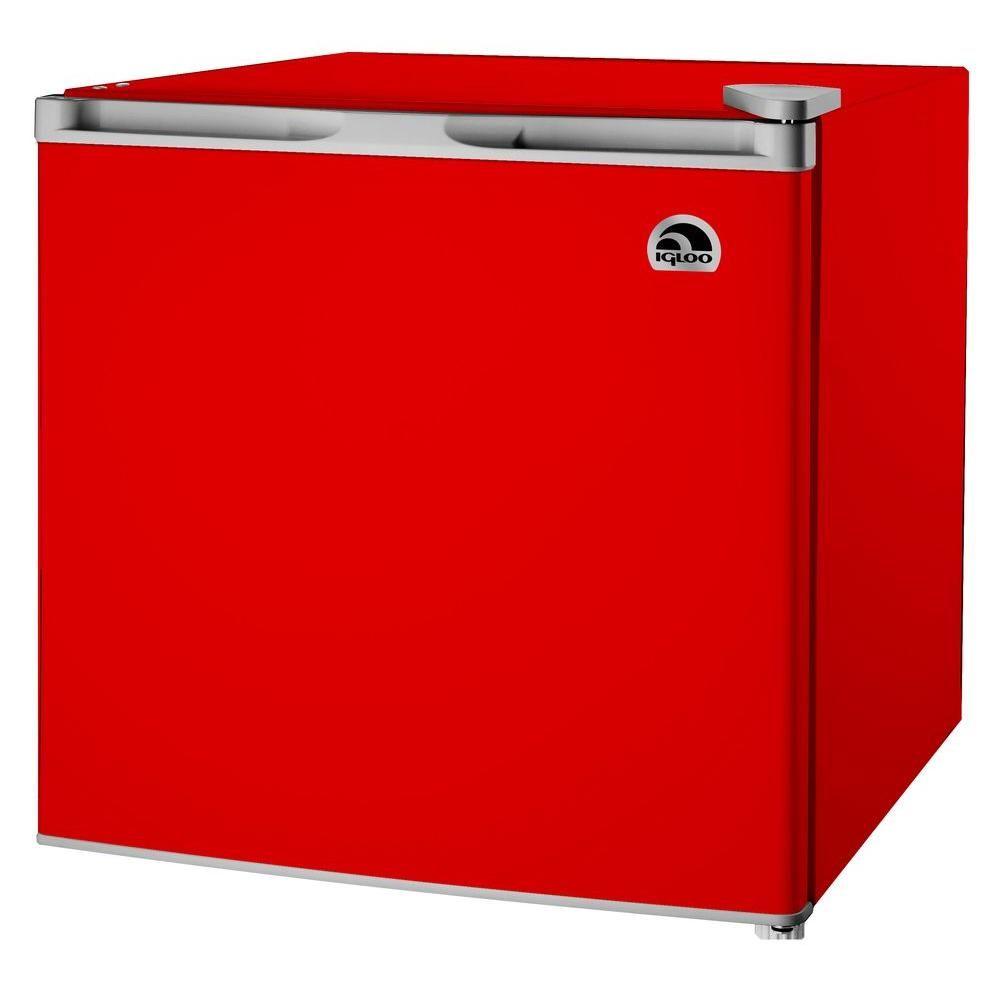 IGLOO 1.7 Cu. Ft. Mini Refrigerator In Red-FR115I-RED