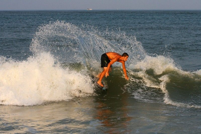 Vilano Is A Great Place For Skim Boarding Vilano Fishing Surf Sun Familyfun Staugustine Lookingforsharks Great Places Old Port St Augustine