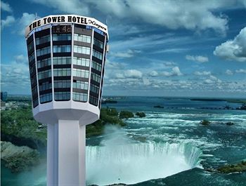 The Tower Hotel In Niagara Falls Canada At Hotels