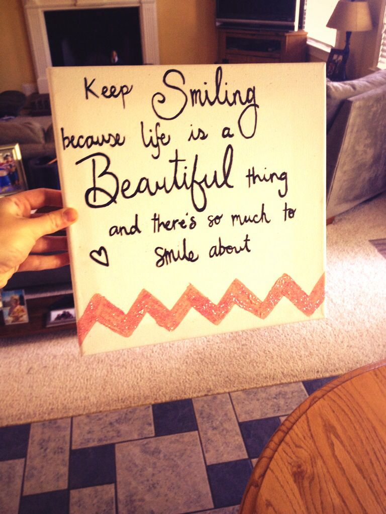 Marilyn Monroe quote canvas painting   cute   Pinterest   Quote ...
