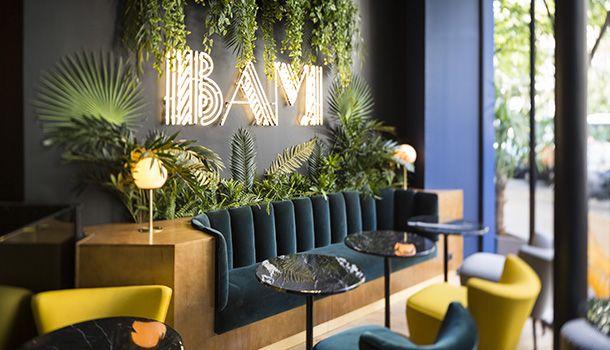 Michaël Malapert : BAM Parmentier   Restaurant design, Restaurants ...