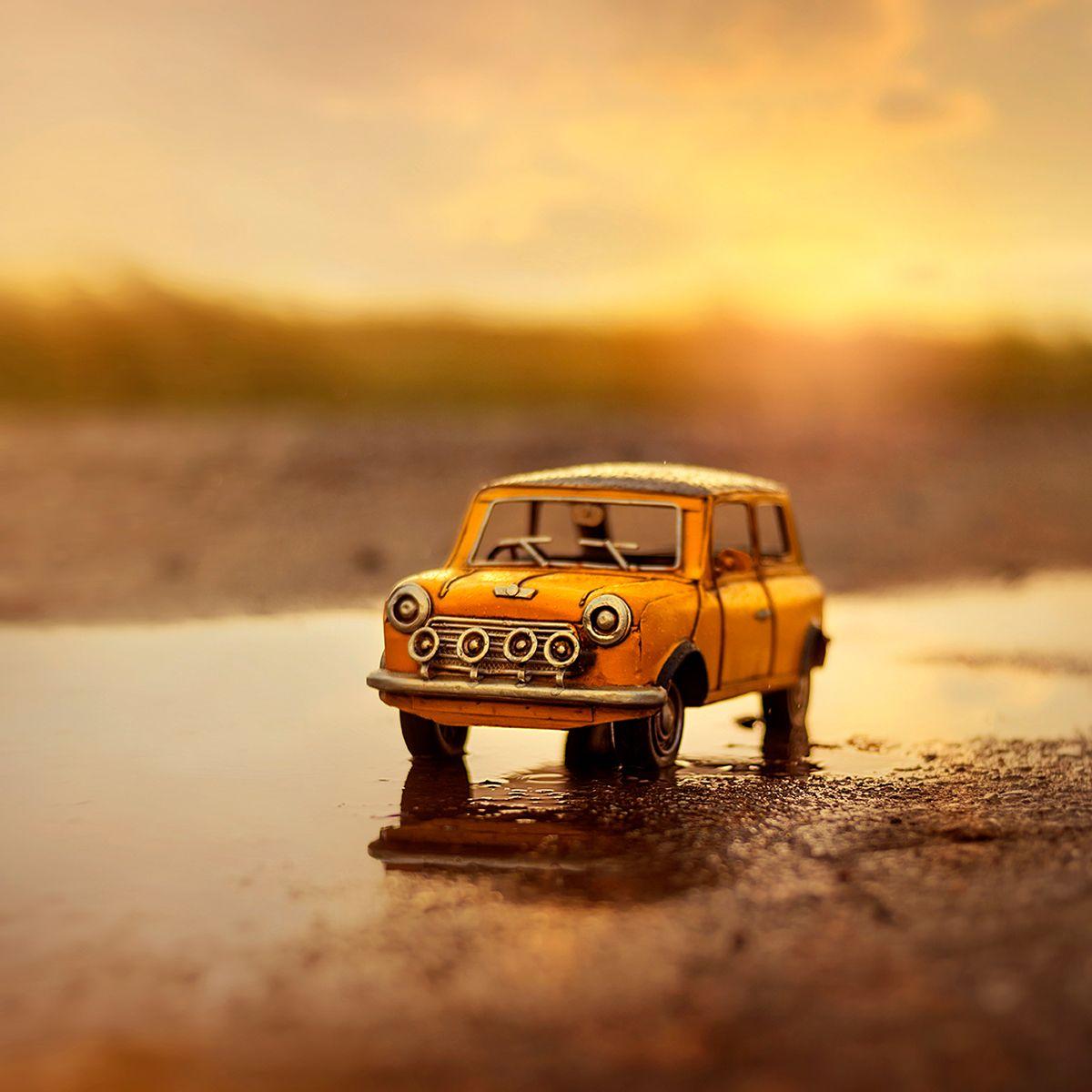 My miniature cars photography series. | миниатюра | Pinterest ...
