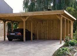 Image result for skillion roof carport designs