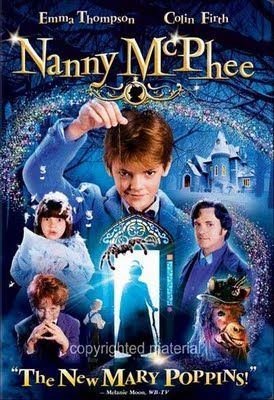 Pelicula La Niñera Magica Nanny Mcphee Movies Nanny Mcphee Kids Movies