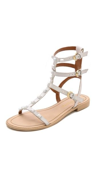 a962dc58307 Rebecca Minkoff Georgina Studded Sandals